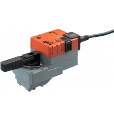 LR24A Rotary Actuator 24V AC/DC, 5 Nm, Close/Open, 3-Point