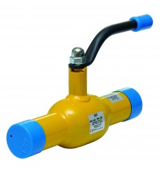 DZT Ball Valve DN32 PN40 Welded Broen