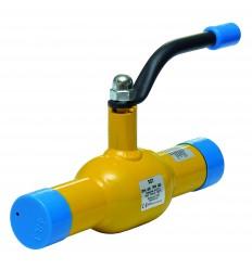 Zawór kulowy DZT DN65 PN25 wspawany Broen