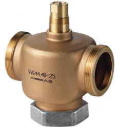 Zawór przelotowy VVG44.15-2.5