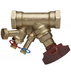 Балансировочный клапан STAD DN 50 с дренажным патрубком