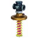 Regulator różnicy ciśnień VHG 519 L25-10 DN25 kvs 10 30-210 kPa