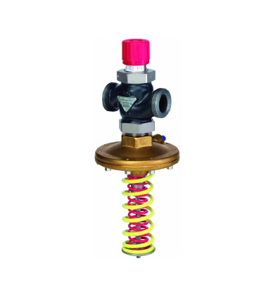 Regulator różnicy ciśnień VSG519 L32-15