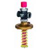 Regulator różnicy ciśnień VSG519K25-10 z ograniczeniem przepływu