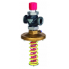 Regulator różnicy ciśnień VSG519 L50-28,5