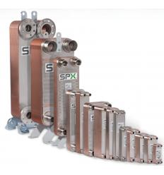 SPX TTU Heat Exchanger 11 H24-BB
