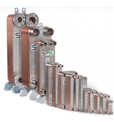 SPX TTU Heat Exchanger 10 H-10-BB