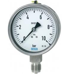 232.50.100R 10 bar G1/2B Cat. 1.0 Pressure Gauge