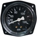 Termometr gazowy tablicowy TP-TO DN60 dł.kapilary 4m olej