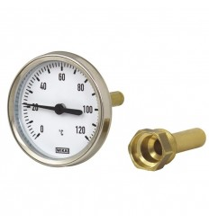 T63 Thermometer, 0-60°C L60 A46