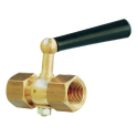 Pressure Gauge Cock fig.525 Two-way M20*1.5 INT / G1/2 INT
